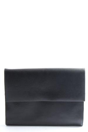 Porte-documents noir style d'affaires