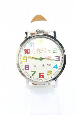 Owl Milano Analog Watch multicolored casual look