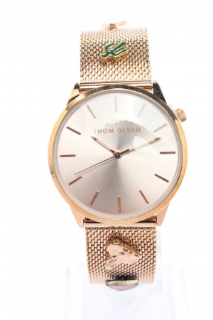 Thom Olson Analog Watch multicolored casual look