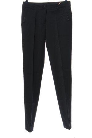 eser Suit Trouser black business style
