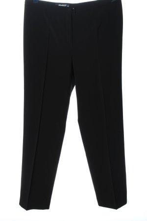 Pantalon zwart zakelijke stijl