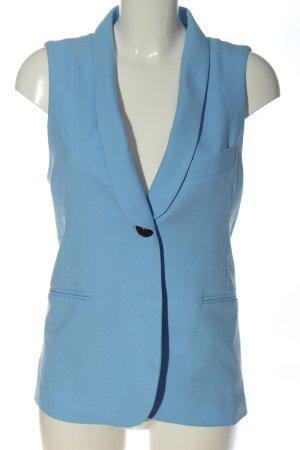 societe anonyme Gilet de costume bleu style d'affaires