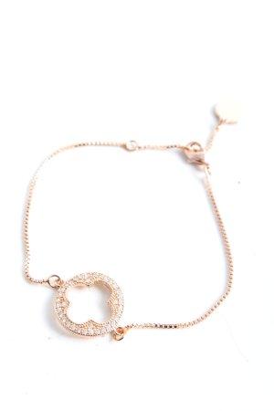 Xuping Armband goldfarben Elegant