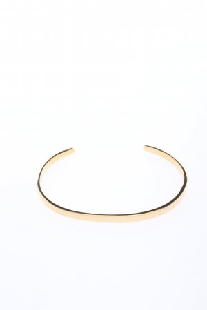 "Bangle ""Bracelet Bangle"" gold-colored"