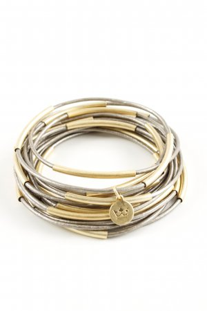 Bangle goud wetlook