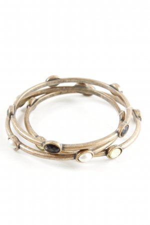 Bangle brons casual uitstraling