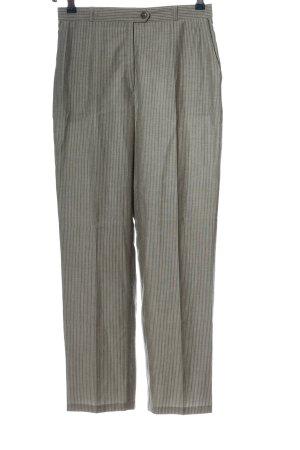 Adler Pantalón abombado blanco puro-blanco estampado a rayas look casual