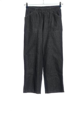 Stark Baggy Pants schwarz Casual-Look