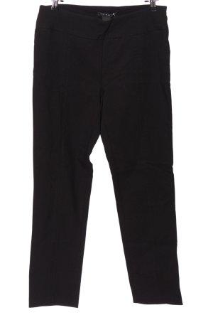 ZAC&RACHEL Pantalon «Baggy» noir style décontracté