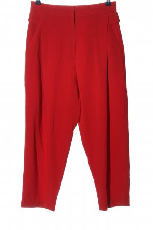 Luźne spodnie czerwony W stylu casual
