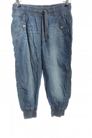 Baggy jeans blauw casual uitstraling