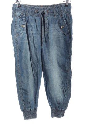 Workowate jeansy niebieski W stylu casual
