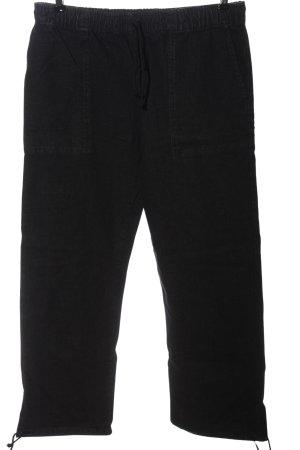 Workowate jeansy czarny W stylu casual
