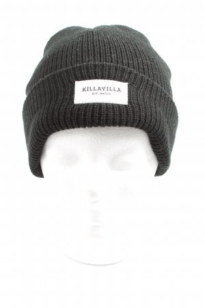 Killavilla Beanie black casual look