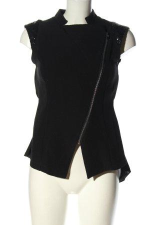 JoLoun Marynarka koszulowa czarny W stylu casual