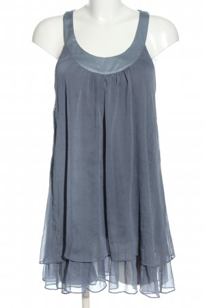 Lpb Blouse Dress blue casual look