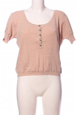 Bolero creme Casual-Look