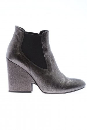 Silvana Booties schwarz Business-Look