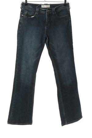 Boyfriend Jeans blue casual look