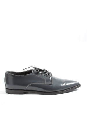 Wingtip Shoes light grey business style