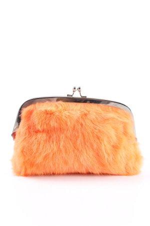 Frame Bag light orange elegant