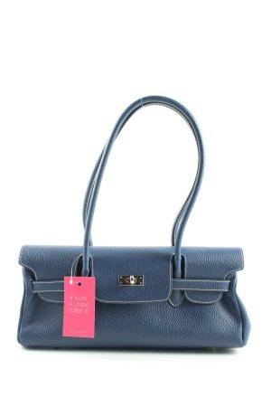 K & H Design Bügeltasche blau Business-Look
