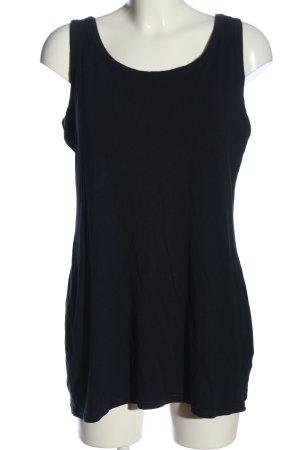 Camisola negro look casual