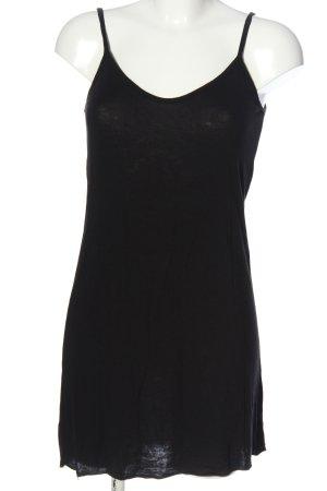 TIF-TIFFY Camisole noir style décontracté