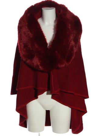 Cape red elegant