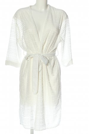 jodie kelling Kimono white casual look