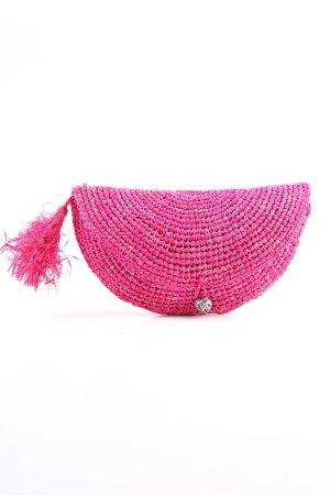 Clutch pink Elegant