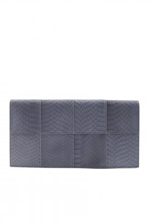 flipflop Clutch lila Animalmuster Casual-Look