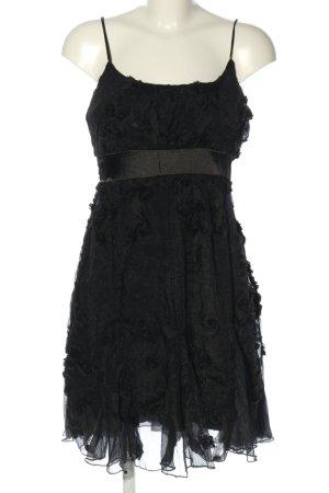 rachel&chloe Cocktailkleid schwarz Elegant