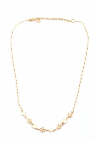 Collier oro elegante