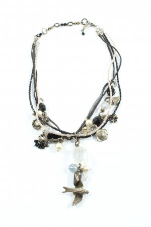 Collier multicolore stile casual