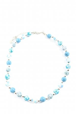 Collier abstract patroon casual uitstraling