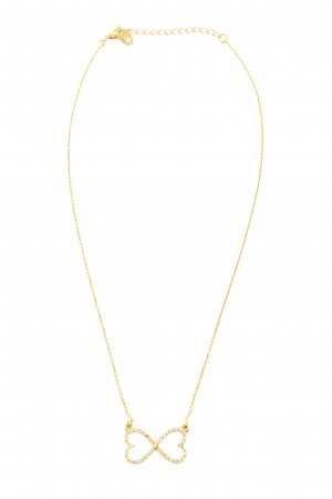 Collier Necklace gold-colored casual look