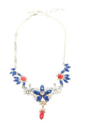 Collier Necklace multicolored elegant
