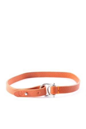 Armband licht Oranje casual uitstraling