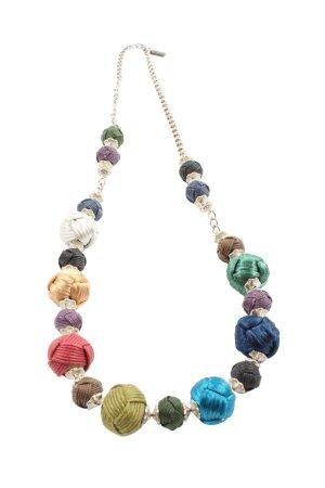 Collier multicolore stile casual