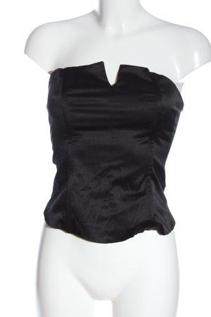 Artisti Italiani Haut type corsage noir style décontracté