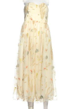 Sukienka z gorsetem Wielokolorowy W stylu casual