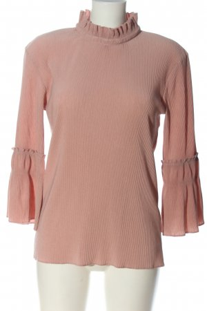 Freequent Blusa Crash rosa stile casual