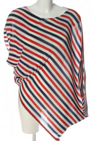 Pleats Please Blusa Crash stampa integrale stile casual