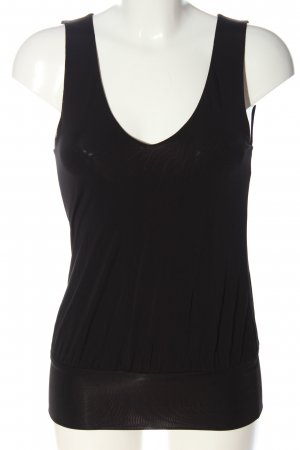 GOYA Top cut out negro look casual