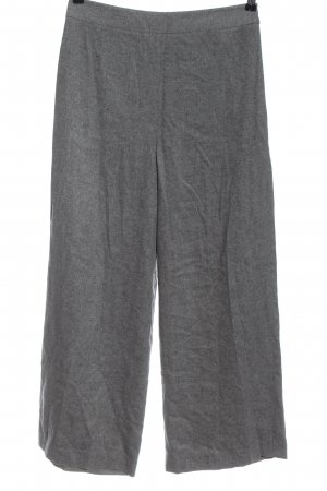 china red Culottes light grey flecked casual look