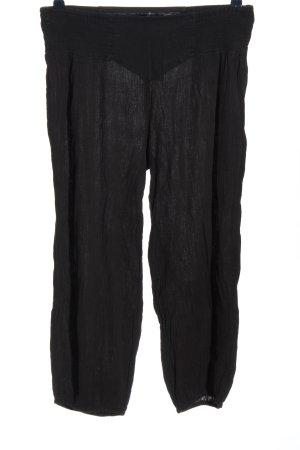 Culottes schwarz Casual-Look