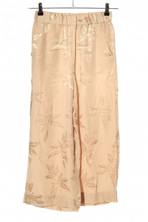 & other stories Culottes cream allover print casual look