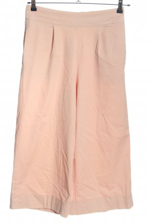 Zara Trafaluc Culottes pink Casual-Look