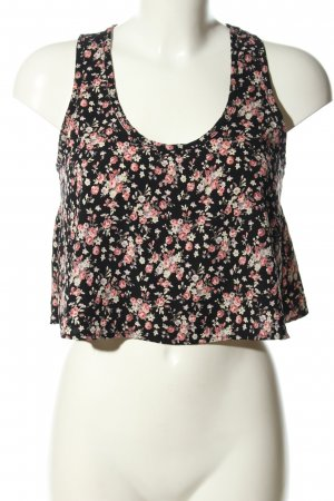 fio fio Cut Out Top allover print casual look